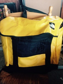 Northface summit series bag